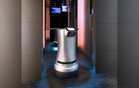 Роботы-курьеры и умные лифты